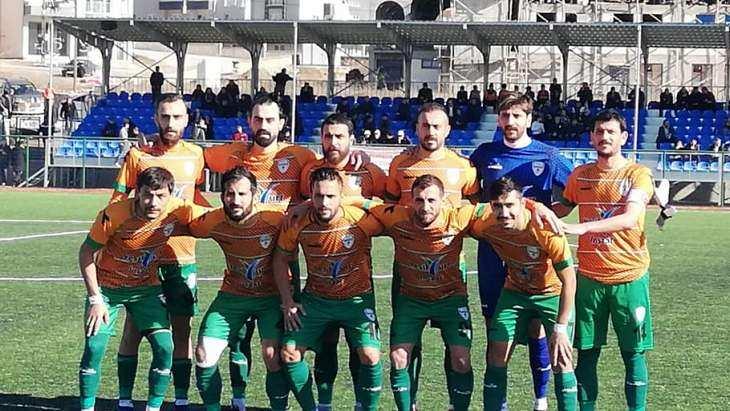 1920 Maraşspor 2-1 Malatya Yeşilyurt Belediyespor