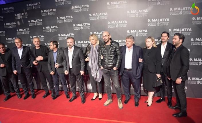 9.Malatya Film Festivali, ödül töreniyle sona erdi