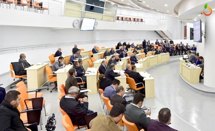 Büyükşehir'in 2020 Mali Yılı bütçesi 757 milyon TL