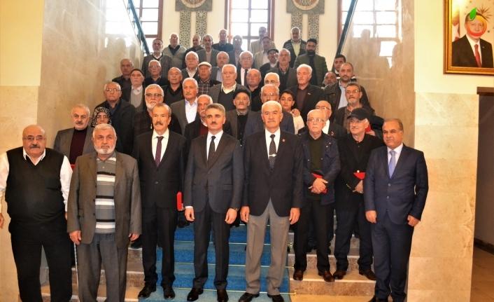 Kıbrıs Gazilerine Madalya ve Berat Tevcih Töreni Düzenlendi
