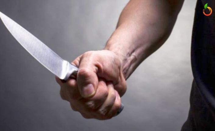 İki Kardeşi Bıçaklayan Genç Kıskıvrak Yakalandı