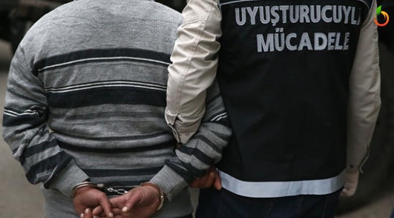 Malatya'da Uyuşturucu Operasyonu! 5 Tutuklama