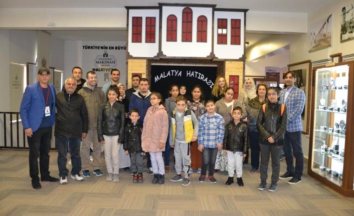 Özel Çocuklar'dan Müze Gezisi