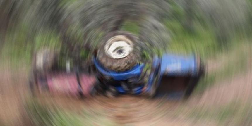 Pütürge'de Traktör Şarampole Devrildi! 1 ölü