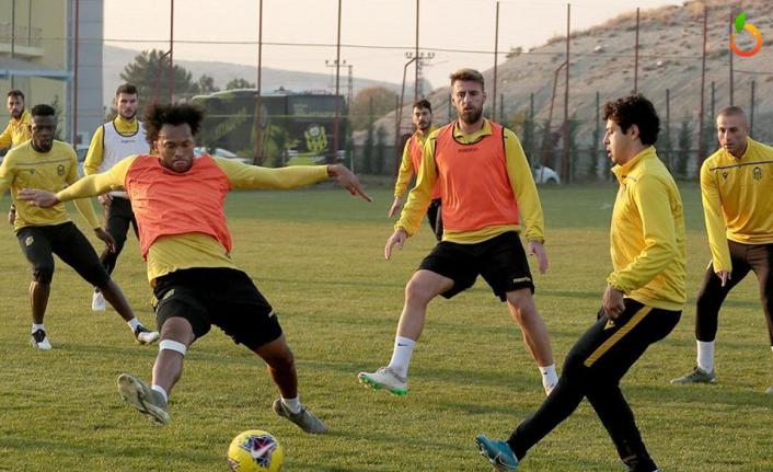 Yeni Malatyaspor, FB Maçı Hazırlıklarını Sürdürdü
