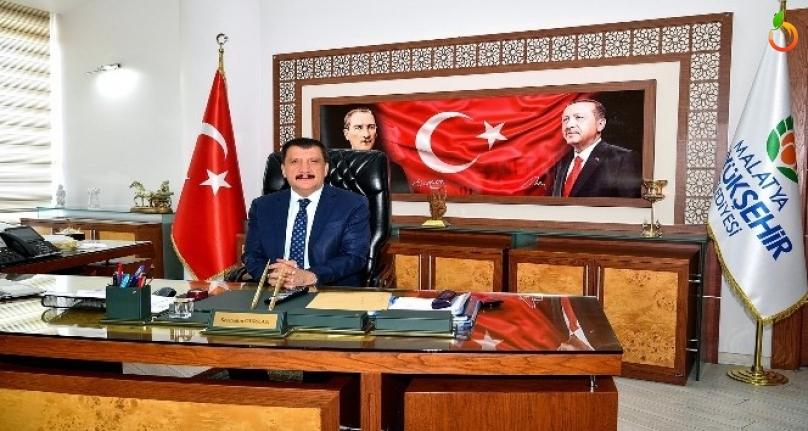 Başkan Gürkan'ın  3 Aralık Dünya Engelliler Günü Mesajı