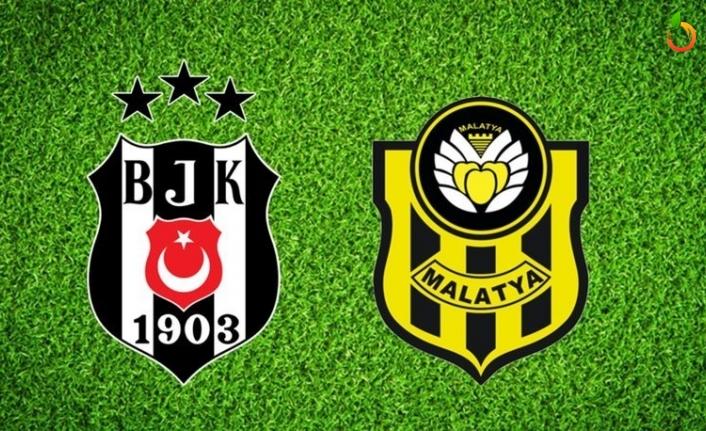 Beşiktaş-Yeni Malatyaspor maçı ne zaman saat kaçta hangi kanal da?