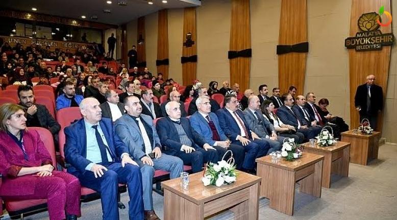 Büyükşehir Belediyesi Mehmet Akif Ersoy'u anma etkinliği düzenledi