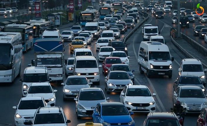 Malatya'da Araç Sayısı 176 bin 175'e Ulaştı