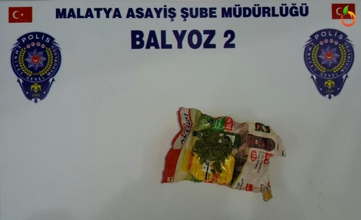 Malatya'da Uyuşturucu Operasyonları Devam Ediyor