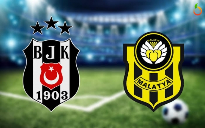 Y. Malatyaspor Beşiktaş'ı Yıktı 0-2