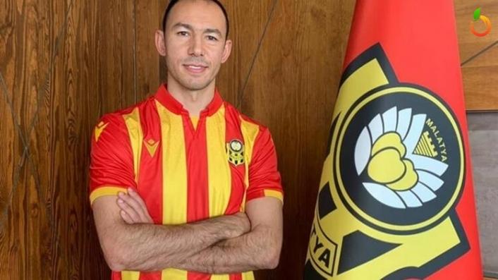 Yeni Malatyaspor'un İlk Transferi Umut Bulut Oldu