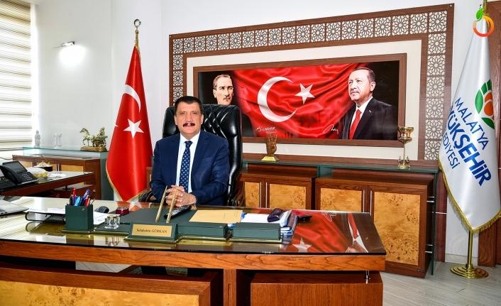 Başkan Gürkan'dan '10 Ocak Çalışan Gazeteciler Günü'Mesajı