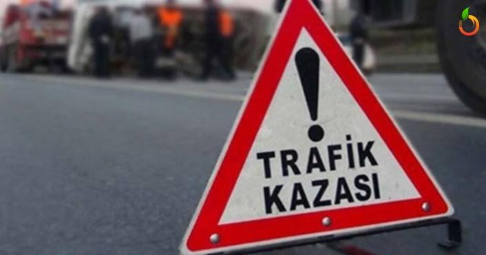Malatya- Elazığ Yolunda Kaza! 7 yaralı