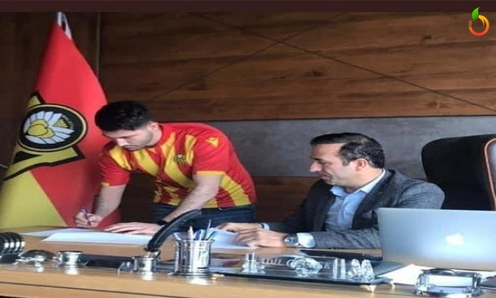 Y. Malatyaspor Kubilay Yılmaz'ı Kadrosuna Kattı