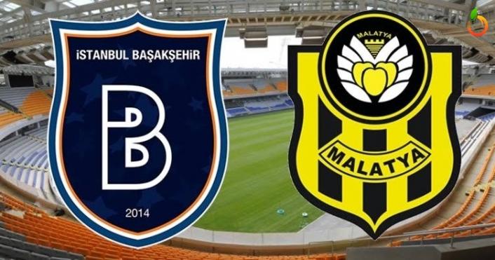 Yeni Malatyaspor, Başakşehir'e Farklı Mağlup Oldu! 4-1