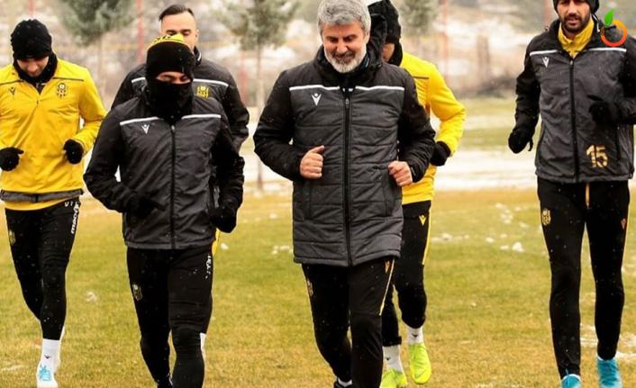 Yeni Malatyaspor'da Başakşehir maçı hazırlıkları tamamlandı
