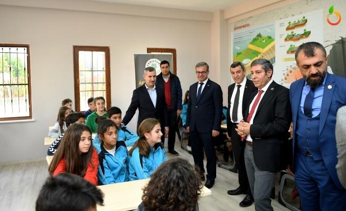 Yeşilyurt'un Deprem Eğitim Simülasyon Merkezi Farkındalık Yaratıyor