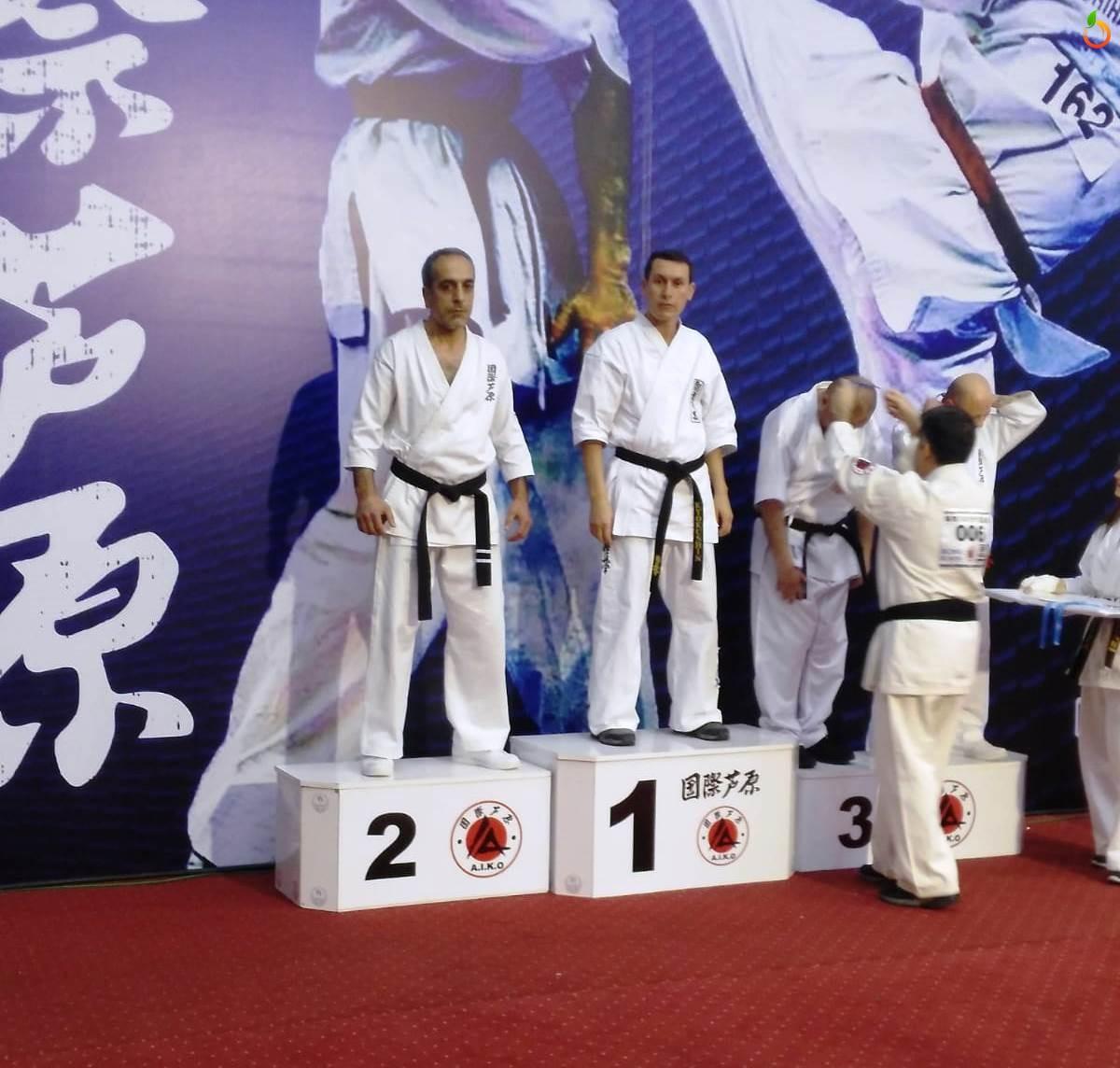 Ali Zafer Wushu Avrupa Şampiyonu Oldu!
