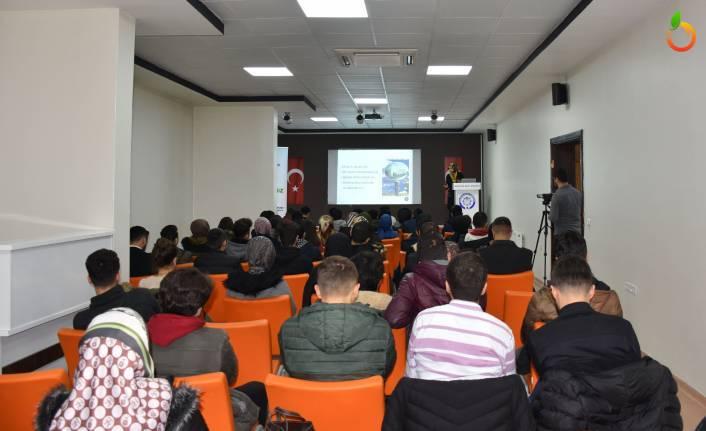 Büyükşehir  gençlerin eğitim hayatlarına destek veriyor