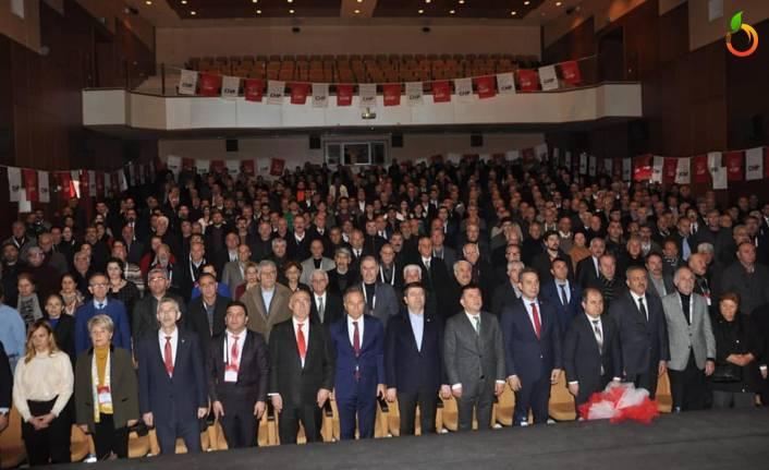 CHP'de İl Başkanlığına Yeniden Enver Kiraz Seçildi