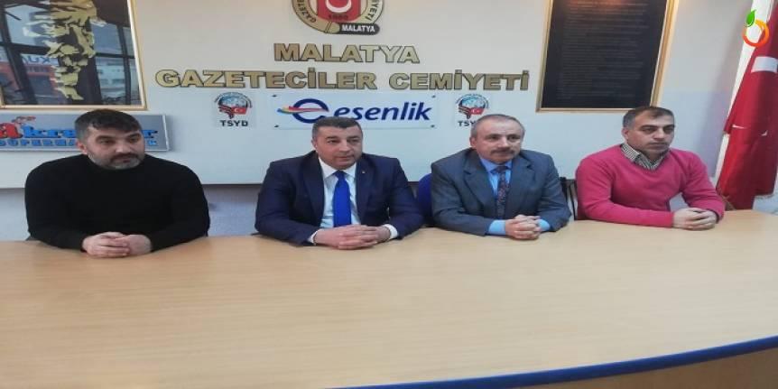 Ticaret Borsası Başkanı Ramazan Özcan MGC'ni ziyaret etti