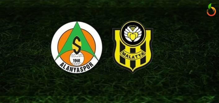 Y.Malatyaspor, Alanya'dan Eli Boş Dönüyor! 2-1
