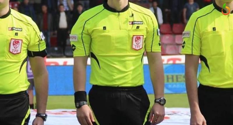 Y.Malatyaspor-Ankaragücü maçının hakemi açıklandı