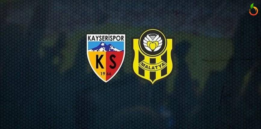 Kayserispor-YMS Maç Sonucu: 2-1