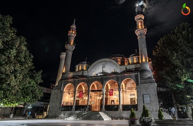 Malatya'daki Camilerde 'Korona'ya Karşı Dua Edildi