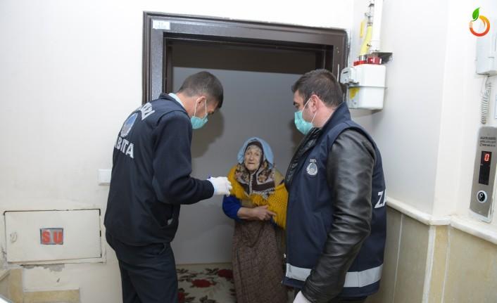 Yaşlıların İhtiyaçları Battalgazi Belediyesince Karşılanıyor