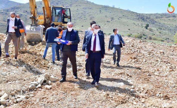 Başkan Çınar, Ges projelerini yakından takip ediyor