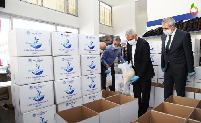 Battalgazi Belediyesi İhtiyaç Sahiplerini Unutmuyor