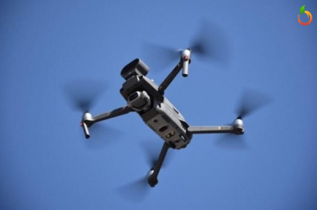 Malatya'da Sokağa Çıkanlar Drone İle Tespit Ediliyor