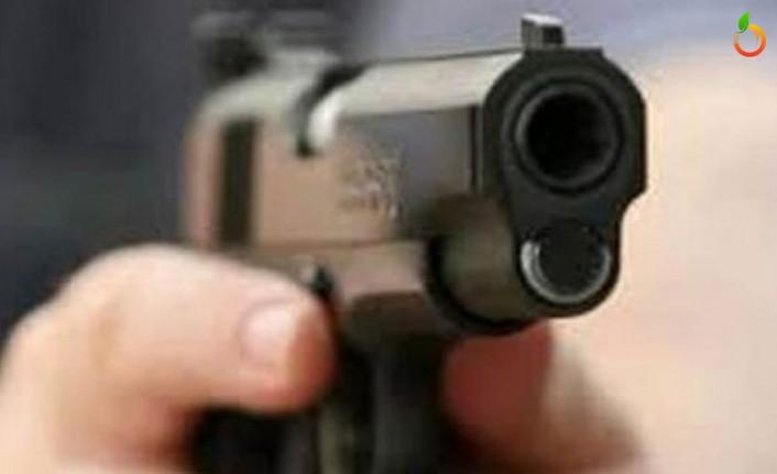Saray Mahallesinde Silahlı Kavga... 1 yaralı