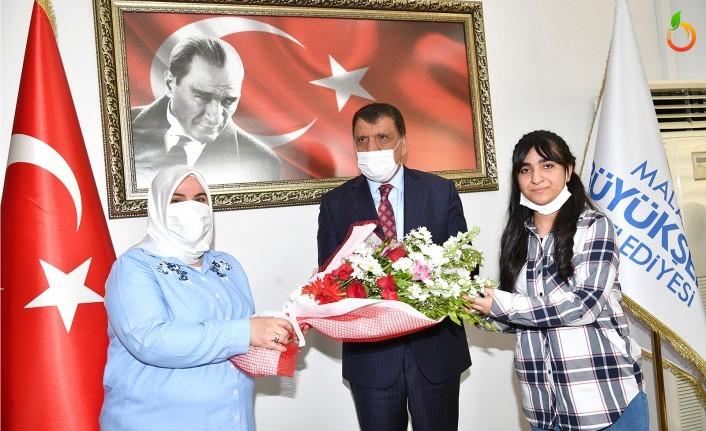Başkan Gürkan: 'Anneler Gününü Kutluyorum'