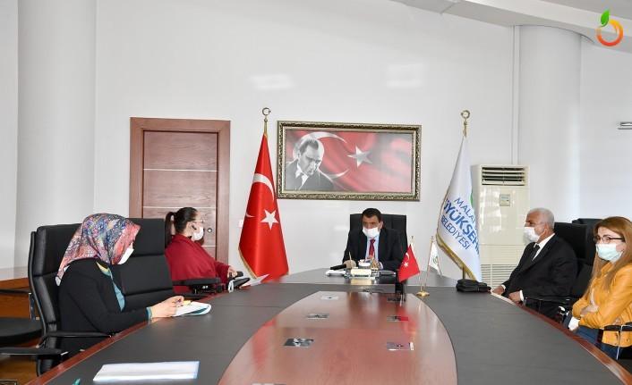 Başkan Gürkan: 'Sevgi Engelini Yitirmeyelim'