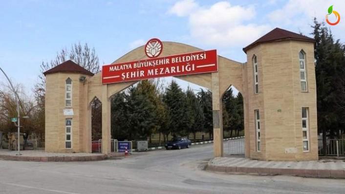 Bayram Öncesi Malatya'daki Mezarlıklara Ziyaretler Başladı