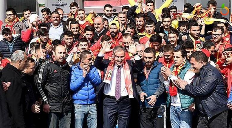 Çakır:'YMS, Malatya şehrine her zaman ayrı bir heyecan verdi'