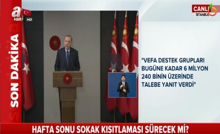 Cumhurbaşkanı Erdoğan Açıkladı! Yasaklar Bitti mi? İşte Normalleşme Adımları