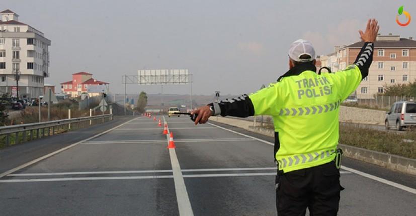 Malatya'da sokağa çıkma kısıtlamasına uymayanlara ceza