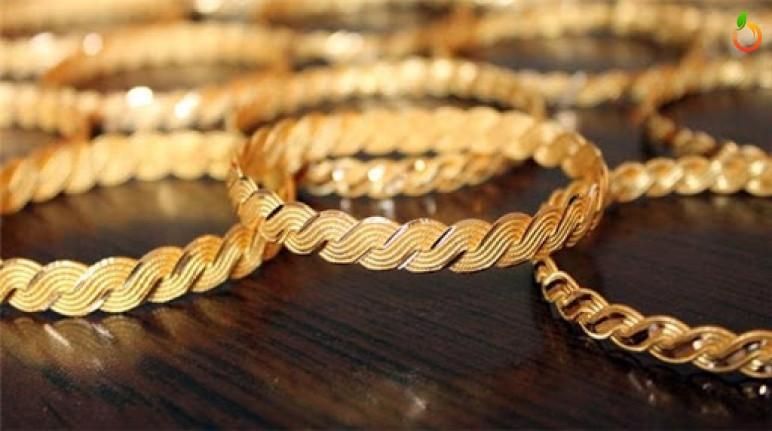 50 Bin TL Değerinde Altın Çalan  2 Kadın Hırsız Yakalandı
