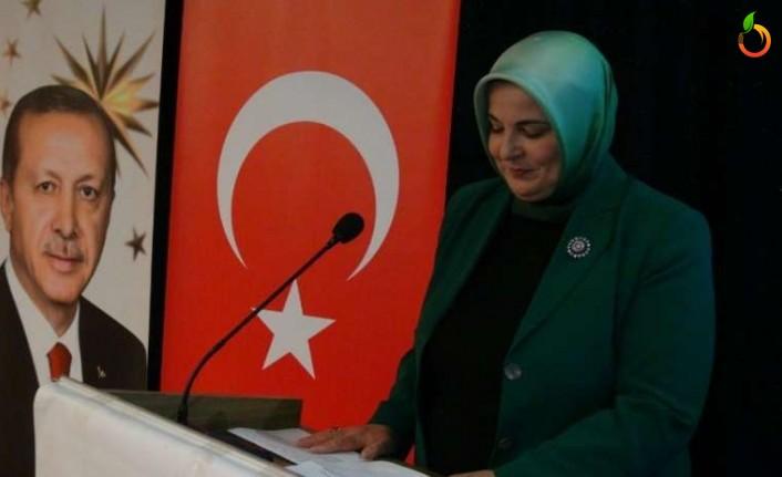 AK Parti Malatya Kadın Kolları Başkanı Aynur Oğuzhan Görevden Alındı
