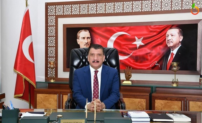 Başkan Gürkan'dan Babalar Günü Mesajı