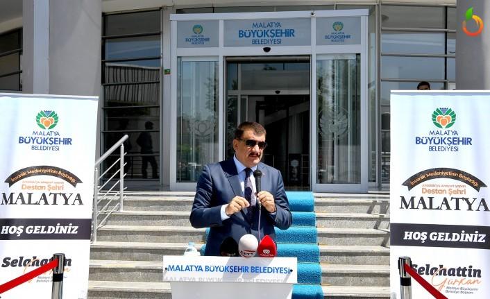 Başkan Gürkan: 'Hizmeti Kaliteli Hale Getiriyoruz'