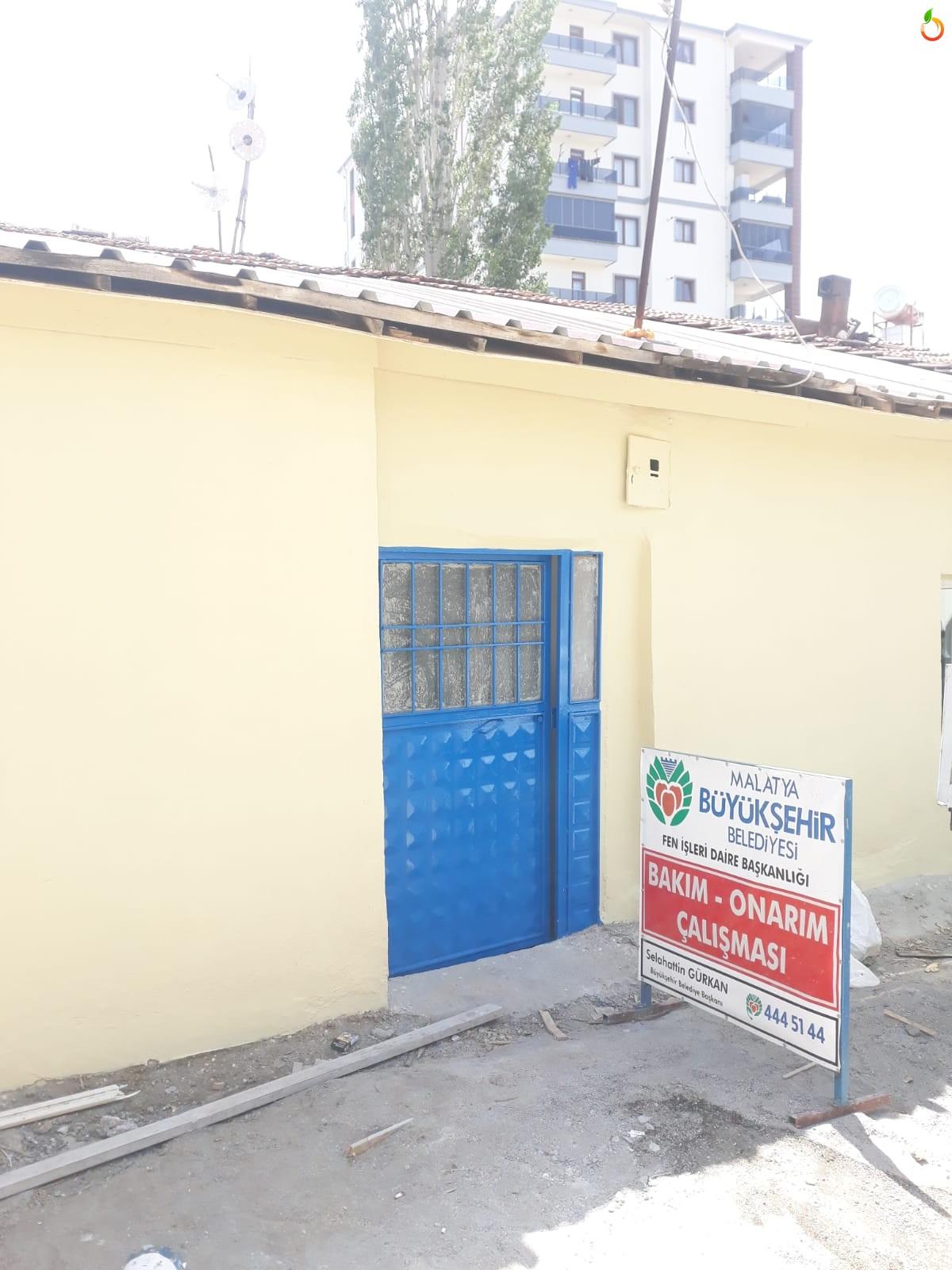 Büyükşehir Belediyesi Mercedes Kadir'in ailesini unutmadı