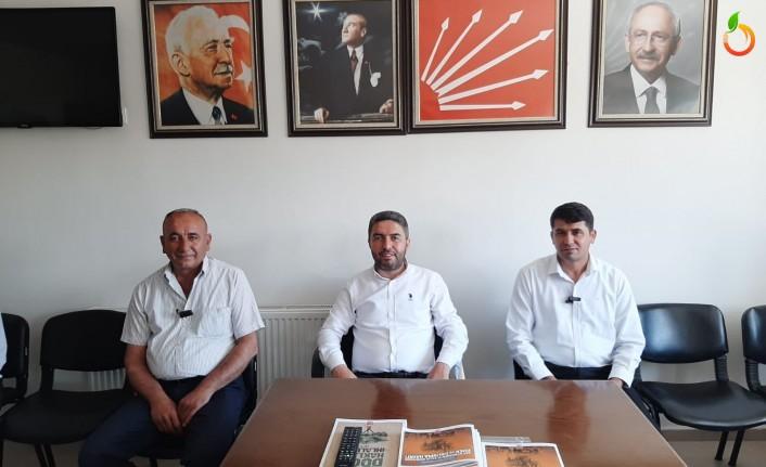 CHP'nin Doğanşehir'deki Belediye Başkan Adayı Eyüp Ersoy