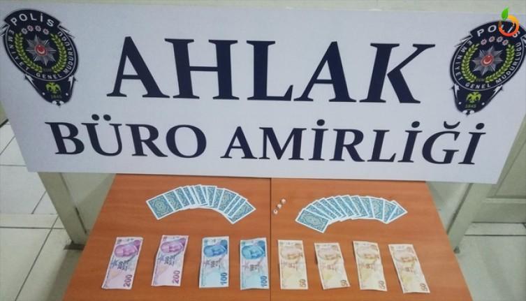 Fuhuş Yapanlara 3 BİN 500 TL, Kumarcılara 19 bin 225 lira Ceza