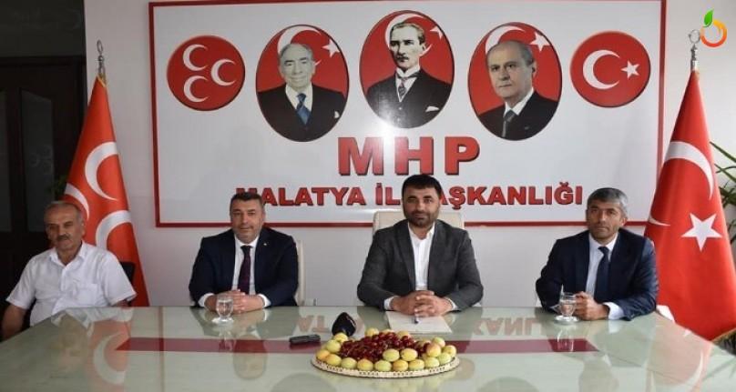 İnce ve Özcan'dan MHP'ye Hayırlı Olsun Ziyareti