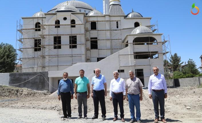 Battalgazi Alacakapı Merkez Cami İbadete Açılmak İçin Gün Sayıyor